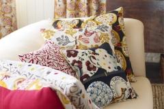 Pomegranate living room cushions detail_CG1_lr